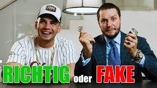Richtig oder Fake Rolex mit Pietro Lombardi