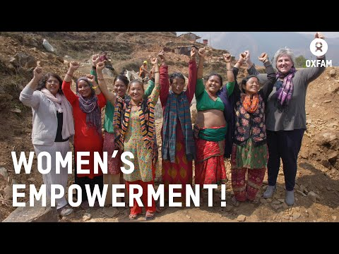 Two Oxfam supporters meet the women rebuilding life after the Nepal earthquake | Oxfam GB
