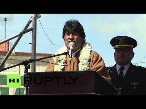 Bolivia: First nuclear research centre to be built with help of Russia's Rosatom