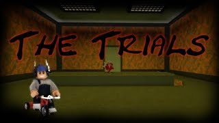 A game based on the movie SAW || Roblox The Trials