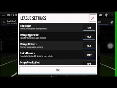 Madden mobile glitch hurry before patch youtube
