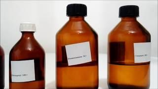 Видео обзор - Набор № 20 ОС Кислородсодержащие органические вещества