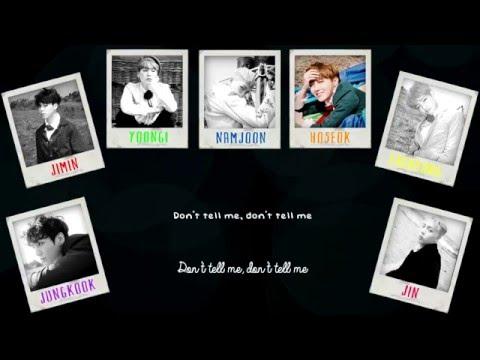 BTS (방탄소년단) - RUN Ballad Version [Lyrics Han Rom Eng]
