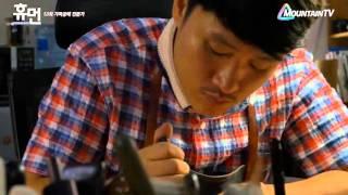 다큐멘터리 Human 가죽공예 전문가 편 가죽공방 JnK Making Movie About Leica Case Of JnK Handworks Arte Di Mano