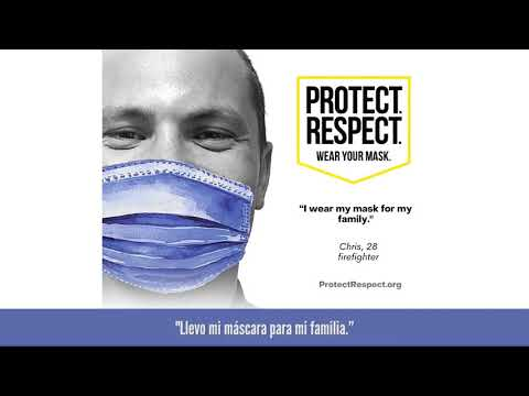 Santa Barbara County Protect And Respect - Wear Your Mask