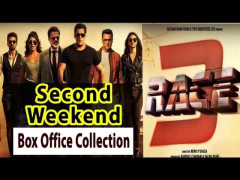 Race 3 Second Weekend Collection & Second Monday 11th day Collection Early Trends