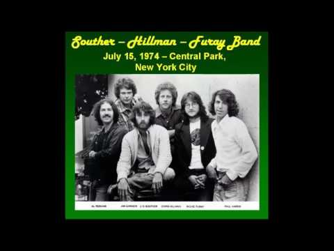 The Souther-Hillman-Furay Band Live in New York City Central Park (7/16/1974)