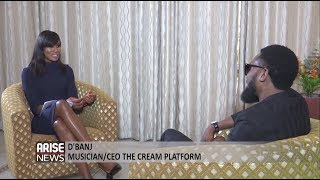 DBanj Exclusive Interview with Ojy Okpe on his New Album The Cream Platform and more