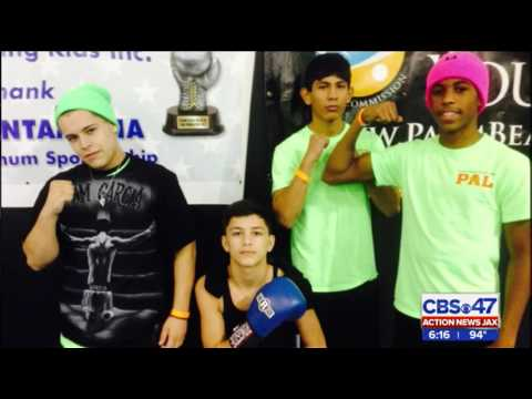 Jacksonville teen brings home national title in boxing