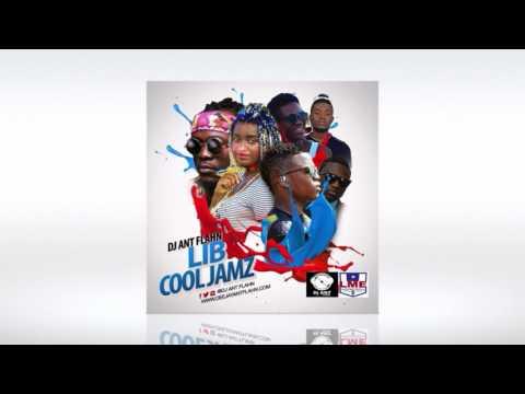 Lib Cool JaMz Mix 2017 (Mixed by Dj AnT Flahn) Liberian Music 2017