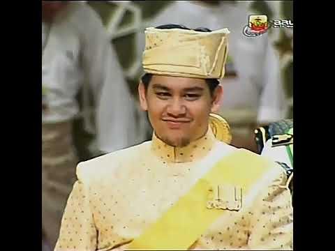King&Queen Of Brunei Darussalam