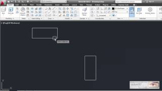 Autocad Align Objects 2d