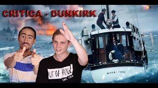 CRÍTICA de DUNKIRK con mi amigo Elio!