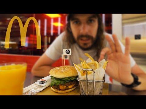 Le premier McDonald's de luxe au monde