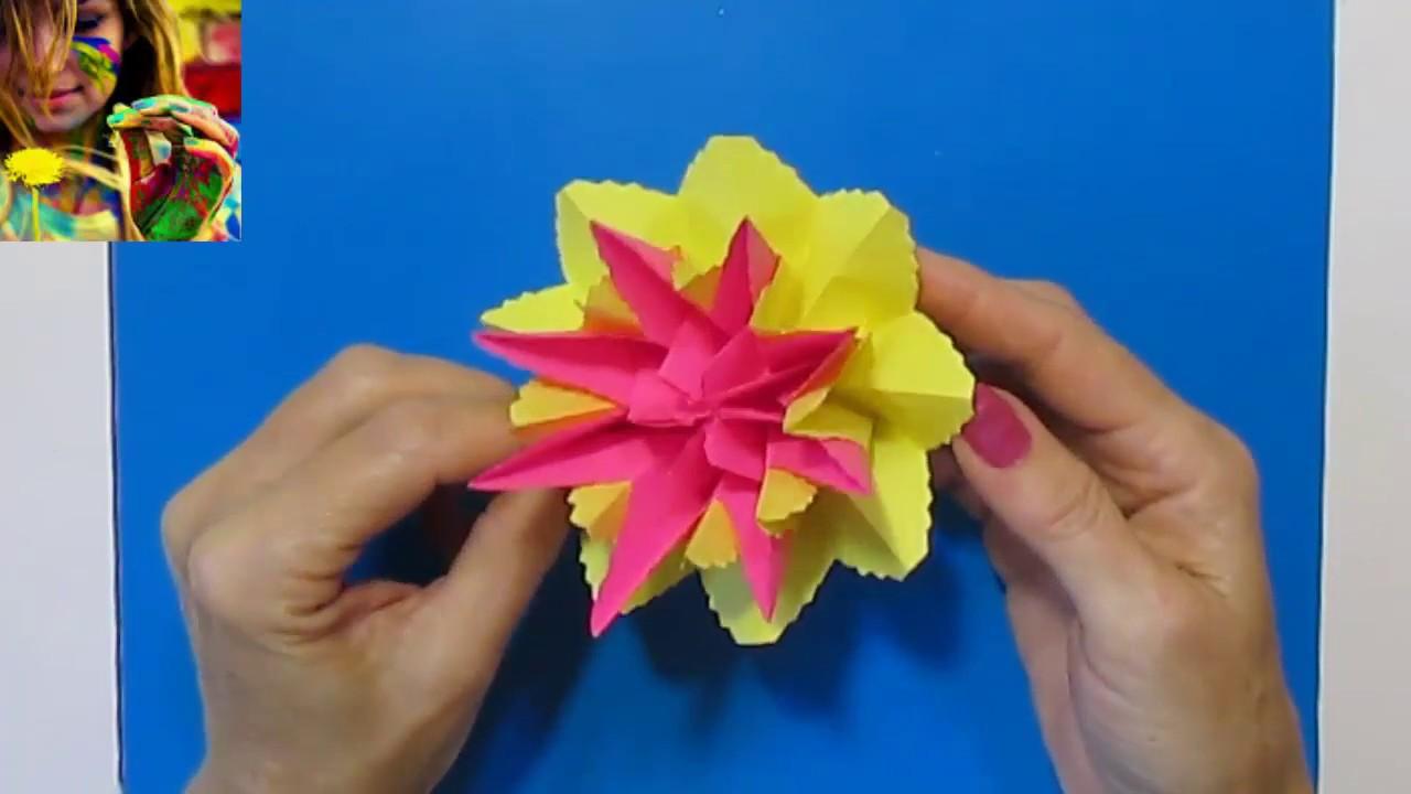 Подарки из цветной бумаги своими руками