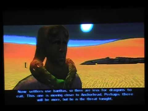 KOTOR Walkthrough - 29 - Tatooine Star Map