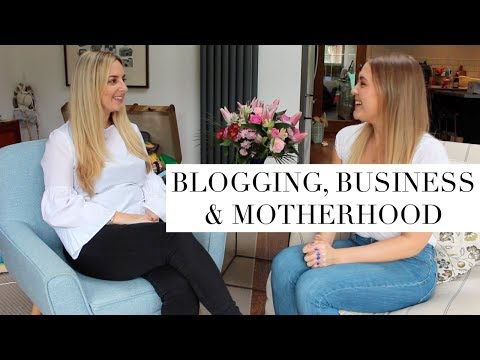 Business, Body Positivity, Northern Blog Awards 2017 & Being a Mum Boss with Holly Wood