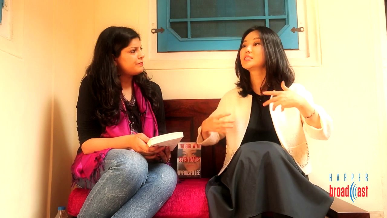Hyeonseo Lee In Conversation With Amrita Tripathi Youtube