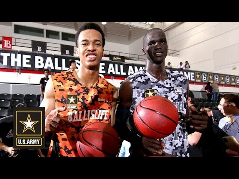 2015 Ballislife All-American Game Pres. by U.S. Army - Full Game
