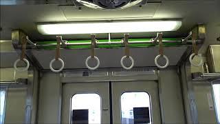 京阪電車 5000系5扉使用時の様子