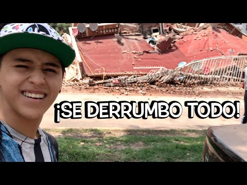 TEMBLOR 19 DE SEPTIEMBRE