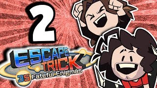 Escape Trick: Problem Solving - PART 2 - Game Grumps