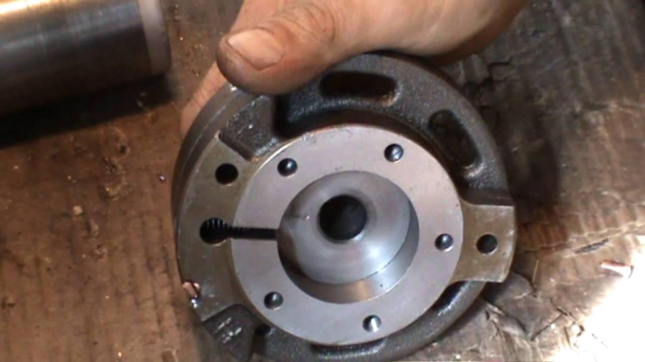 Как устроен компрессор кондиционера роторный