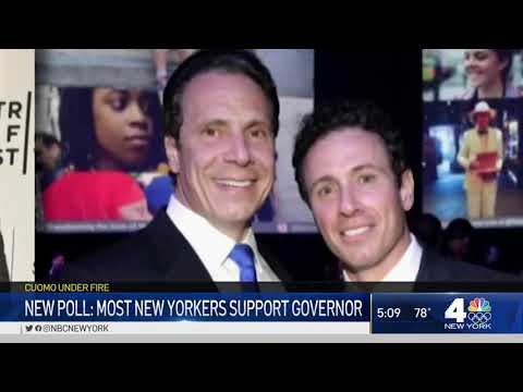 New Poll: Most New Yorkers Support Gov. Cuomo