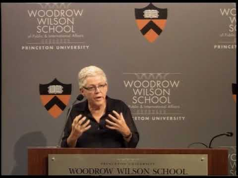 Gina McCarthy: The Future of EPA and Our Planet