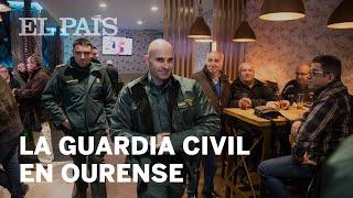 La vida de la Guardia Civil en Ourense| España