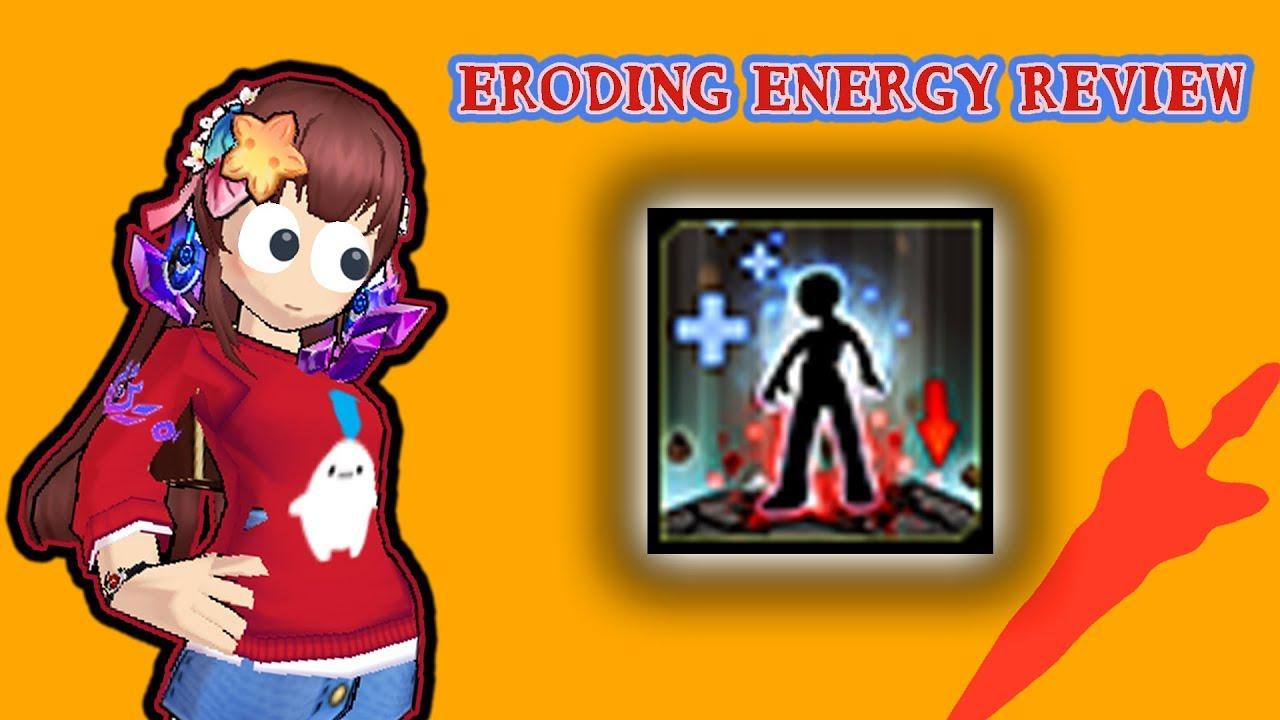 Elsword Review | Eroding Energy | Force passive skill