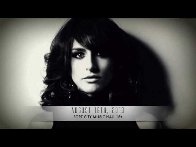 "Anna Lombard - ""Leave Town"" [radio single]"