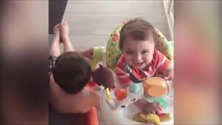 TOP BEST 10 Minutes Making Trouble of Babies -  Funny Baby Videos