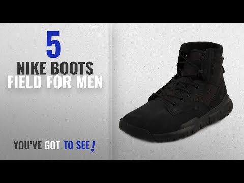 Top 10 Nike Boots Field [ Winter 2018 ]: Nike Mens SFB 6