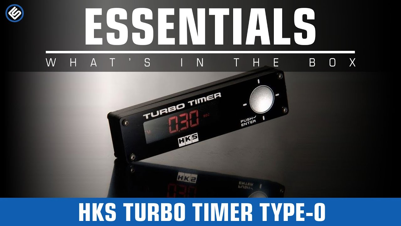 Hks Turbo Timer Installation Manual Free Download Greddy Wiring Diagram Type 0 Whats In The Box Youtube Apexi At Volution