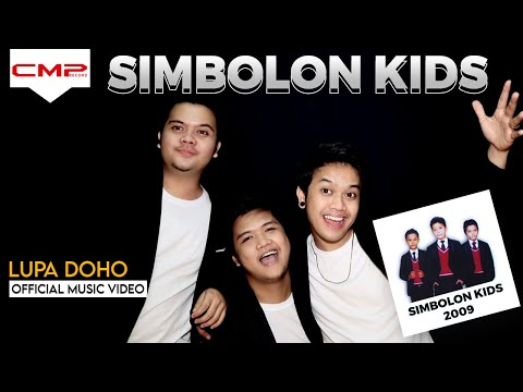 Simbolon Kids - Lupa Doho (Official Lyric Video)