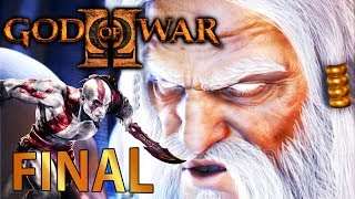 GOD OF WAR 2 - FINAL ÉPICO!!!!! [ PS2 - Playthrough Legendado ]