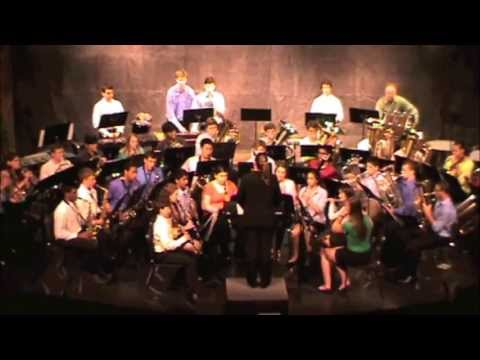 Miss Liberty March by Concert Band