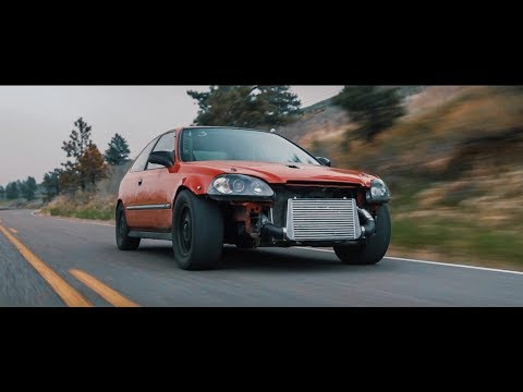 BoostedBoiz 600HP EK Hatch. | DIVINE