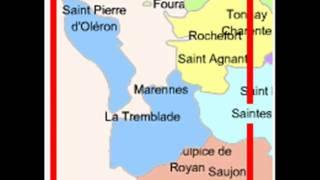 diocese charente maritime La rochelle doyenné de Marennes