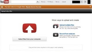 how to upload video on youtube 2014 | how to upload a video to youtube -put a video now