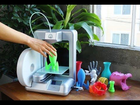 Imprimante 3D, le futur est en marche