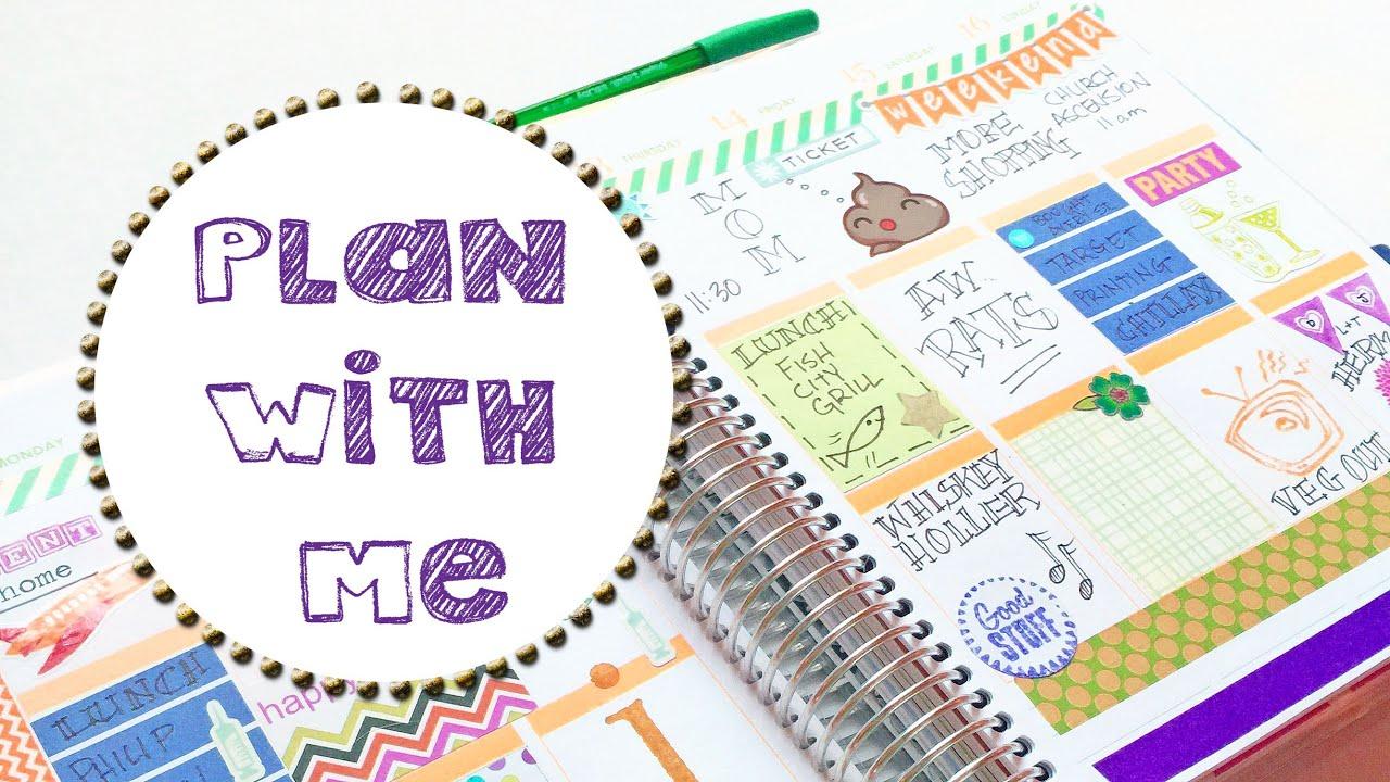 August plan with me birthday week erin condren vertical for Plan me