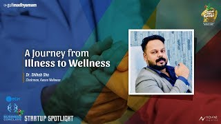 A Journey from illness to Wellness | Startup Spotlight: Dr. Shihab Sha at Come on Kerala 2020