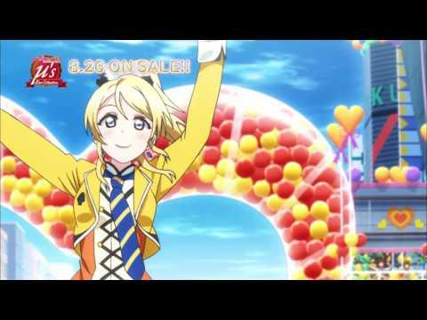 8月26日発売Blu-ray「ラブライブ!μ's Live Collection」PV