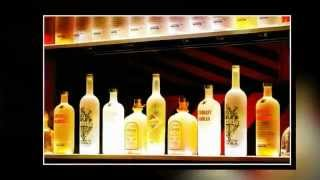 Led Liquor Cabinet Lighting Solutions From Armana Productions