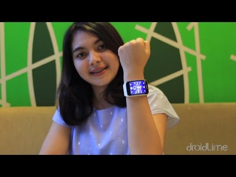 Samsung Gear S - Review Indonesia