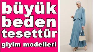 2016 Büyük Beden Tesettür Giyim Modelleri - www.tesetturkatalog.com