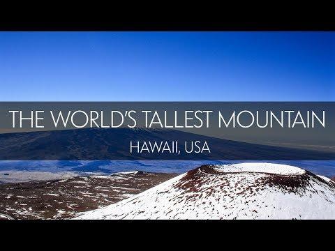 Mauna Kea: summiting the world's tallest mountain