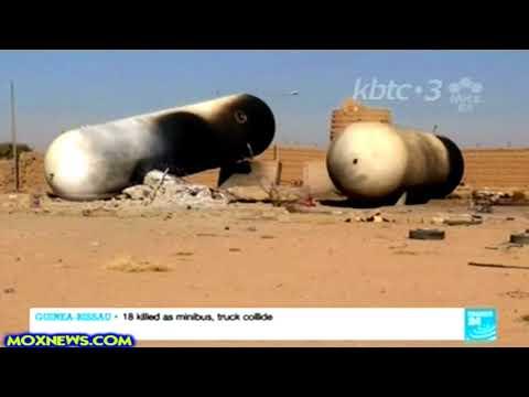 Saudi Airstrikes Target Open Air Market In Yemen